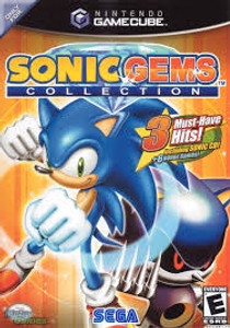 Sonic Gems Collection - GameCube Game