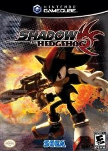 Shadow the Hedgehog - GameCube Game
