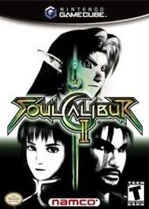 Soul Calibur II - GameCube Game