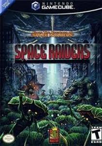 Space Raiders - GameCube Game