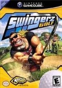 Swingerz Golf - GameCube Game