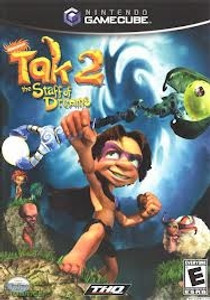 Tak 2 Staff of Dreams - GameCube Game