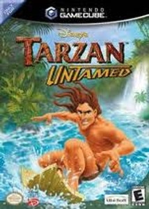 Tarzan Untamed - GameCube Game