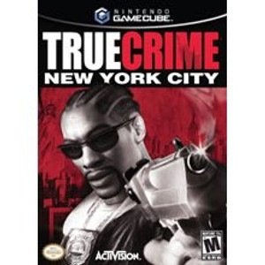 True Crime NYC - GameCube Game