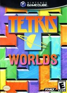 Tetris Worlds - GameCube Game