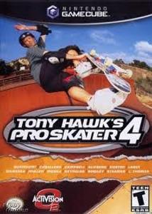 Tony Hawk's Pro Skater 4 - GameCube Game