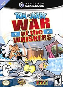 Tom And Jerry War of the Whiskers - GameCube Game