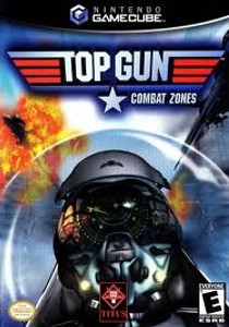 Top Gun Combat Zones - GameCube Game