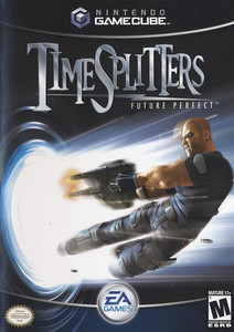 Time Splitters Future Perfect - GameCube Game