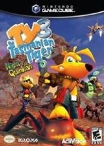 Ty The Tasmanian Tiger 3 - GameCube Game