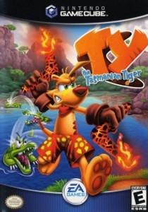 Ty The Tasmanian Tiger - GameCube Game