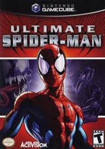 Ultimate Spider-Man - GameCube Game