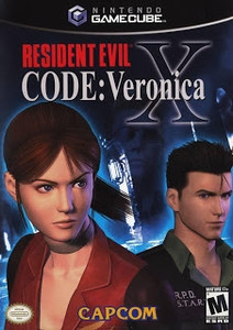 Resident Evil Code: Veronica X - GameCube Game