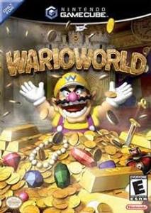 Wario World - GameCube Game