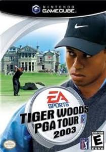 Tiger Woods PGA Tour 2003 - GameCube Game