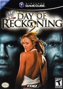 WWE Day of Reckoning 2 - GameCube Game