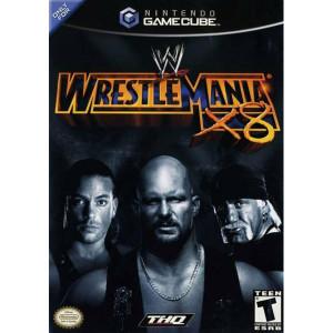WWE WrestleMania X8 - GameCube Game