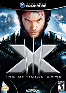 X-Men 3 - GameCube Game