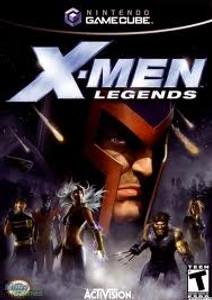 X-Men Legends - GameCube Game
