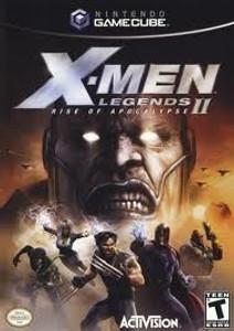 X-Men Legends II - GameCube Game