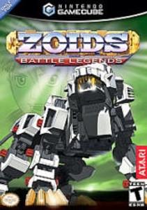 Zoids Battle Legends - GameCube Game