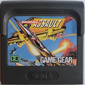 Aerial Assault - Game Gear