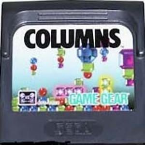 Columns - Game Gear