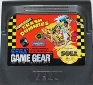 Incredible Crash Dummies - Game Gear