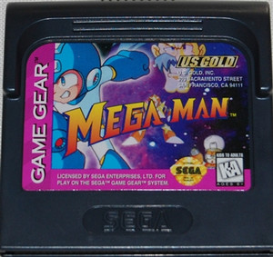Mega Man - Game Gear