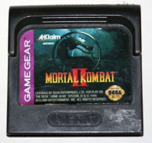Mortal Kombat II - Game Gear
