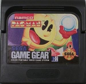 Pac-Man - Game Gear