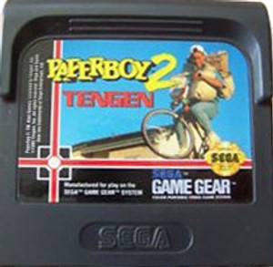 PaperBoy 2 - Game Gear