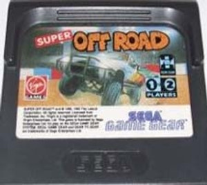 Super Off Road - Game Gear