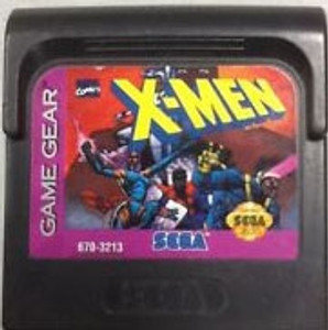 X-Men - Game Gear