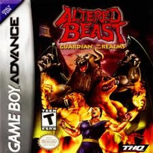 Altered Beast - Game Boy Advance