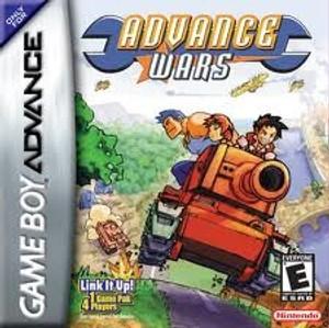 Advance Wars - Game Boy Advance