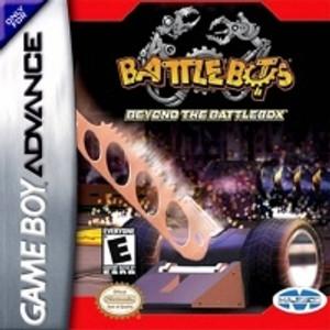 Battle Bots - Game Boy Advance