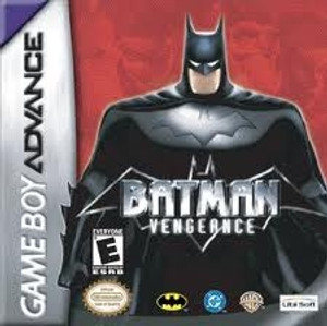 Batman Vengeance - Game Boy Advance