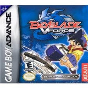 Beyblade V Force - Game Boy Advance