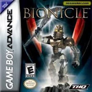 Bionicle - Game Boy Advance