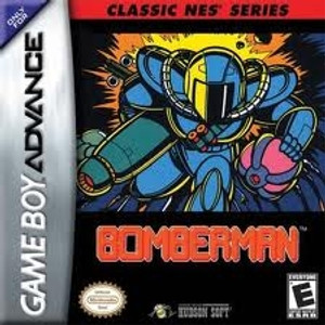 Bomberman Classic - Game Boy Advance