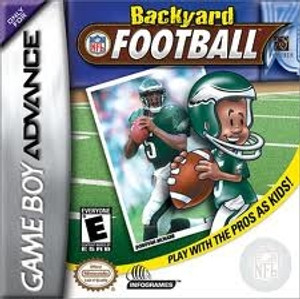Backyard Football - Game Boy Advance