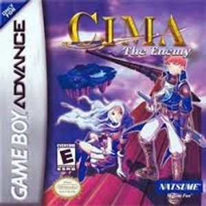 CIMA The Enemy - GameBoy Advance Game