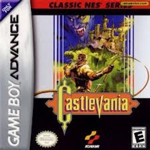Castlevania Classic - Game Boy Advance