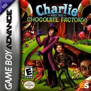 Charlie and The Chocolate Factory - Game Boy Advance