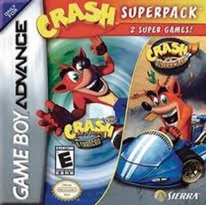 Crash Superpack - Game Boy Advance