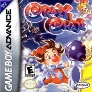 Crazy Chase - Game Boy Advance