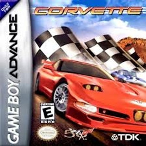 Corvette - Game Boy Advance