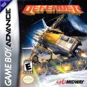 Defender - Game Boy Advance