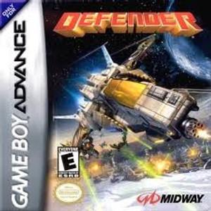Defender - Game Boy Advance